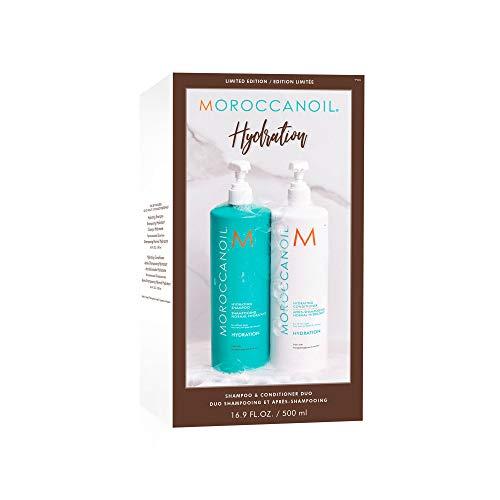 Moroccanoil Hydration Shampoo & Conditioner Half-Liter Set