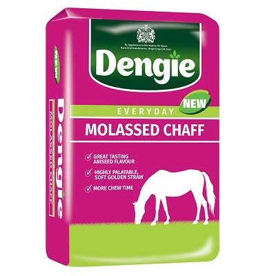 Dengie Everyday Molassed Chaff for Horses 12.5kg