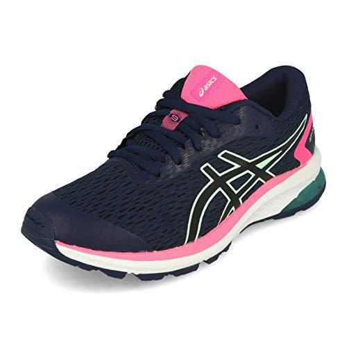 Asics GT-1000 9 GS, Running Shoe, Negro, 37 EU