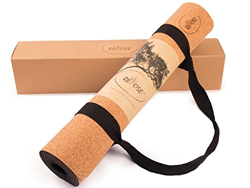 Organic Eco-Friendly Cork & Natural Rubber Mat