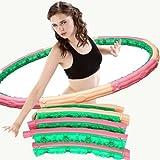 Health Hoop - Korean Weighted Hoop 6.84lb (3.1kg )...