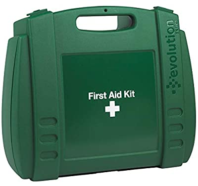 HSE 50 Person Workplace First Aid Kit (Premium Box) from Safety First Aid Group