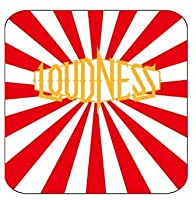 LOUDNESS(ラウドネス)公式グッズ RISING SUN リストバンド【RED/WHT】