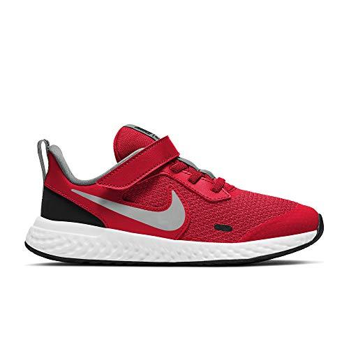 Nike Zapatillas Revolution 5 (PS) Código BQ5672-603 Rojo Size: 29.5 EU