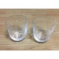 ハローキティ グラス2個セット