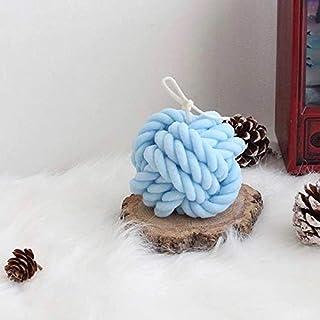 Moule a Gateau Forme Silicone Resine Moule Bougie 3D Magic Bubble Cube Candle Molds DIY Soap Resin Moulds