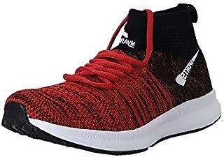 VIR SPORT Max Air Red Men's Running Shoes