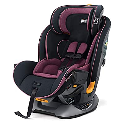 Chicco Fit4 4-in-1 Convertible Car Seat | Easiest All-in-One from Infant to Booster | 10 Years of Use - Carina from AmazonUs/BMKT9
