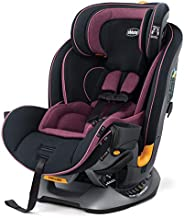 Chicco Fit4 4-in-1 Convertible Car Seat | Easiest All-in-One from Infant to Booster | 10 Years of Use - Carina