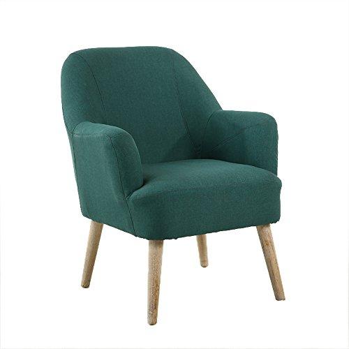 G-Y Canapé Paresseux, Canapé Nordique Simple, Chaise D'ordinateur (toile De Coton) (Couleur : Vert)