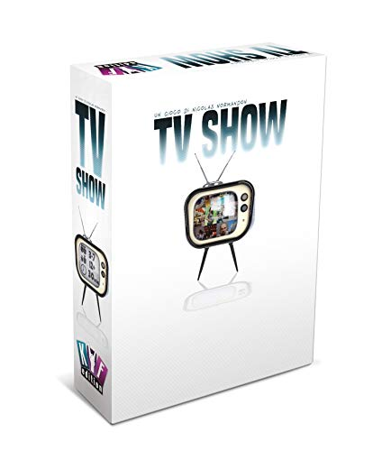TV Show - Gioco da Tavolo Edizione in Italiano (8115 ASMODEE ITALIA)
