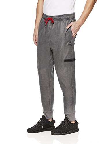 Reebok Men's Radar Jogger Pant With Cuff - Polyester