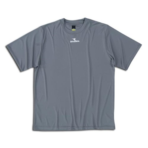 Diadora Sfida Soccer T-Shirt (Dk Grey)