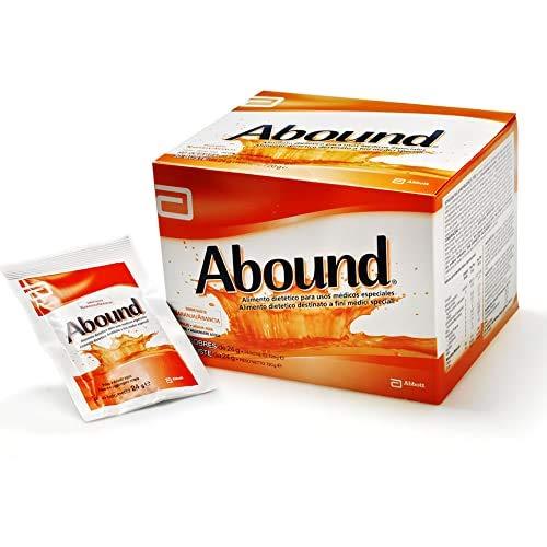Abound HMB Integratore, con Arginina e Glutammina in Polvere al gusto di Arancia | Confezione 30x24gr