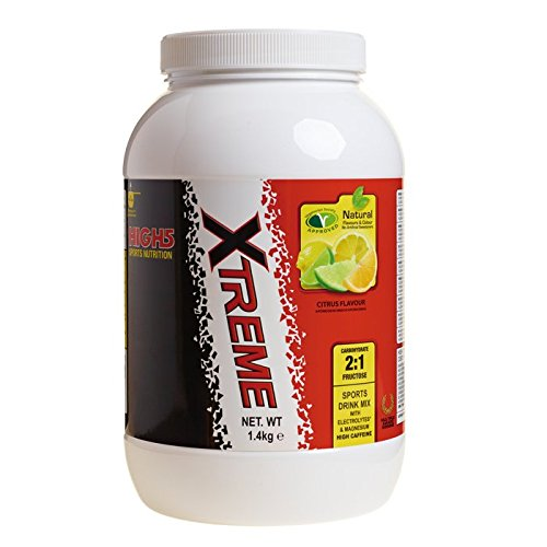 High5 Energy Source X'treme (1.4 kg Jar), 1er Pack (1 x 1.4 kg)
