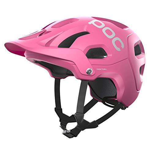 POC Tectal Casco Ciclismo Unisex Adulto, Actinium Pink Matt, XS-S (51-54cm)
