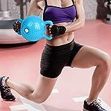 XJ Pilates Kettlebell Uomini e Donne di Sport Tozzi apparecchiatura, casa Hip Kettlebell Dispositivo di addestramento Braccio di Protezione Esercizio di Fitness, Adatto a Corpo Intero Esercizio