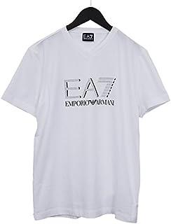 EMPORIO ARMANI エンポリオ アルマーニ 半袖Tシャツ 3YPTF8 PJ18Z 白