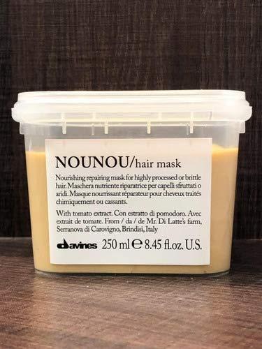 Nounou Hair Mask Máscara Davines 250ml+ Brinde