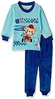 Jockey Cotton Tassel-Detail Printed Tank Top with Elastic-Waistband Pants Pajama Set for Girls