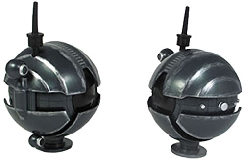 Jazware - 15103 - Jeu d'imitation - Star Wars - Spy Barriere Alarme Droid