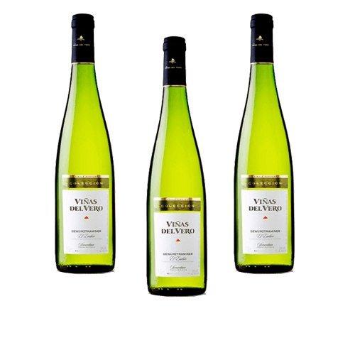 Viñas Del Vero Gewurztraminer Colección - Vino D.O. Somontano - 3 x 750 ml - Total: 2250 ml