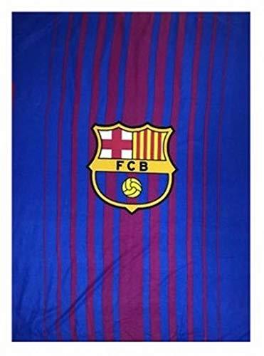 Bolsos HF Manta Polar del F.C. Barcelona Medidas 130 x 170 cm
