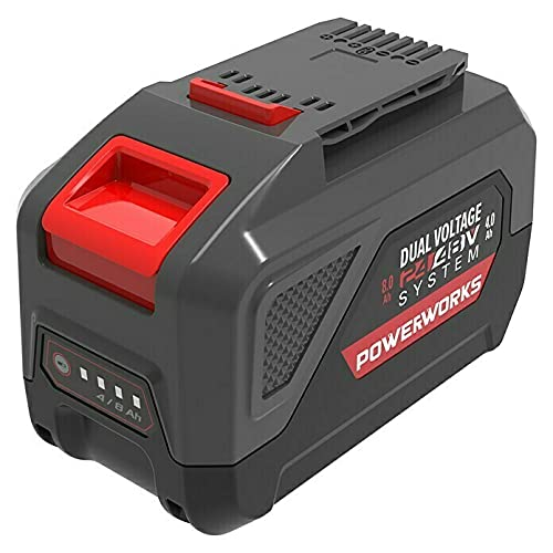 PowerWorks P2448B4 48 V 8000 mAh Dual...