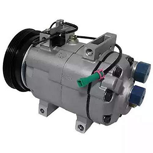 Compressore climatizzatore aria condizionata 9145374922242 EcommerceParts per costruttore: QUALITY, ID compressore: DCW17D, Puleggia-Ø: 119 mm, N° alette: 4, Tensione: 12 V