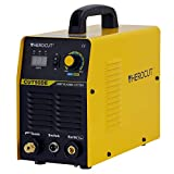 Plasma Cutter, 110/220v Dual Voltage CUT50DE IGBT Inverter Air 40Amps Plasma Cutter 8mm Clean Cut In 65PSI 12mm Servance Cut (CUT50DE)