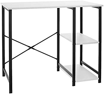 Amazon Basics Classic Home Office Desk