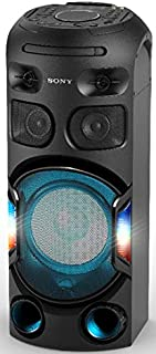 Sony High Power Portable Party System, Black,MHC-V42D