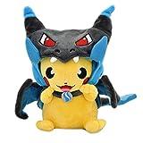 Charizard Pikachu Plush Stuffed Animal Toy Pikachu Go Pillow 9.8'