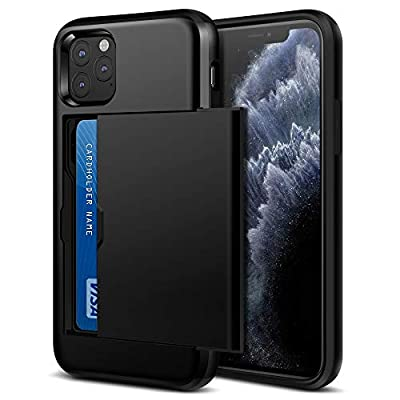 Jiunai iPhone 11 Pro Case, iPhone 11 Pro Case S...