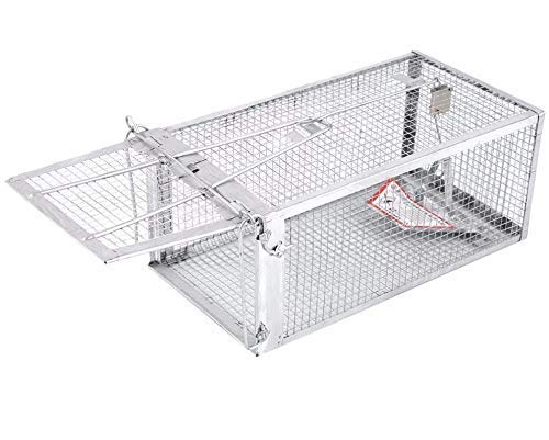 AB Traps Pro-Quality Live Animal Humane Trap Catch and Release Rats Mouse Mice Rodents and...