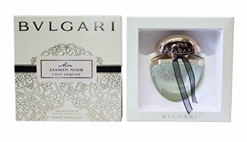 Bulgari Mon Jasmin Noir L'Elixire Eau de Toilette, Donna 25 ml
