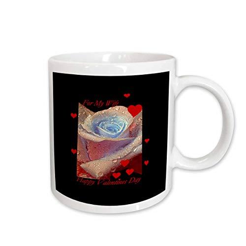 3dRose Mug_9235_2, Ceramic, White