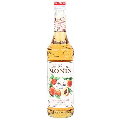 Monin Premium Peach Syrup 700 ml