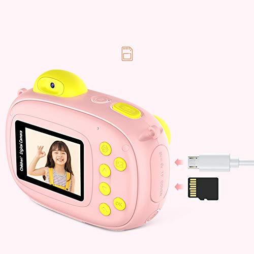 Sofortbildkamera Kinderkamera Null-Tinten-Wärmebildkamera Fotodruckbares Digitales Spielzeug 1200 Mah Kapazität 1080P HD-Video 40 Millionen Pixel Hochauflösendes Tragbares Geschenk Für Grundschüler