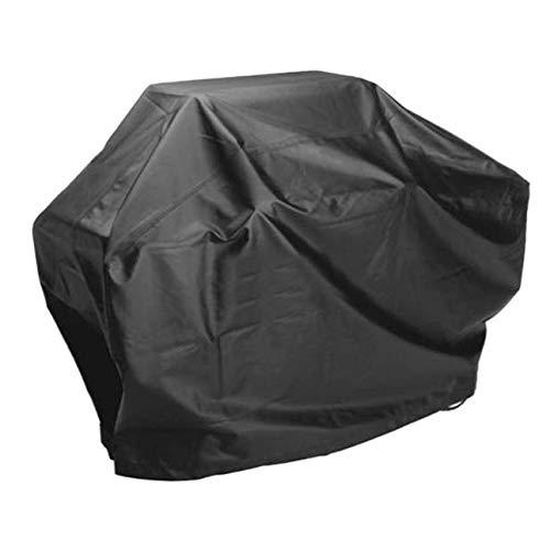 Ba30DEllylelly - Grillabdeckungen in Schwarz, Größe 31.5 inch