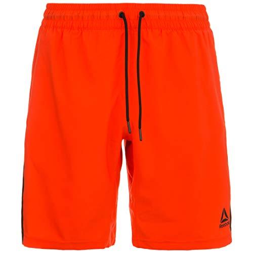 Reebok Wor Woven Shorts für Herren XL canred