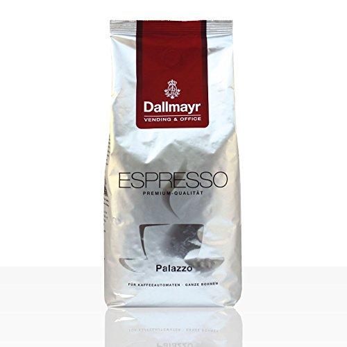 Dallmayr Espresso Palazzo 8 x 1 kg ganze Bohne