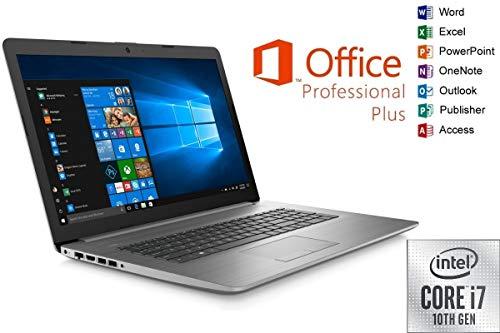 """Preisvergleich Produktbild Notebook 470 G7 - Core i7-10510U - 16GB DDR4-RAM - 2000GB SSD + 2000GB - Windows 10 Pro + MS Office 2016 Pro - 44cm (17.3"""") Full HD Display MATT"""