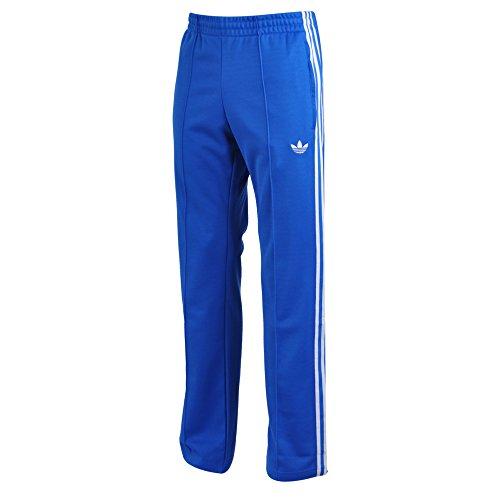 Adidas Originals D Beckenbauer TP Herren Hosen Sporthosen Trainingshosen Jogginghosen Freizeithosen Turnhosen Fitnesshosen Sport Training Männer Pure Blue Blau XXS 38