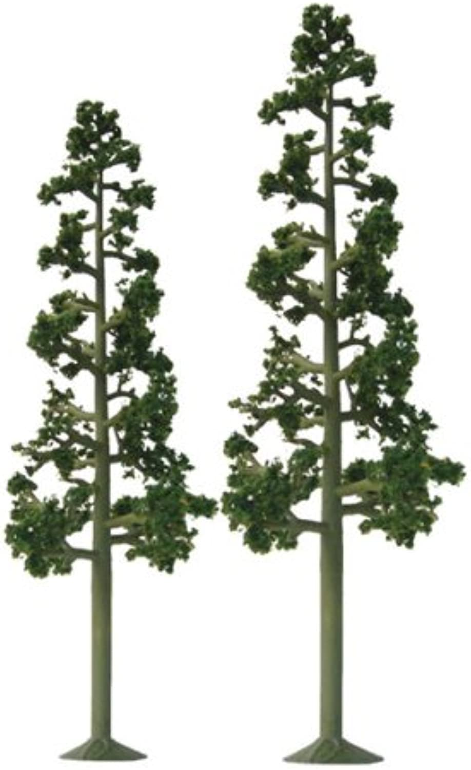 JTT Scenery Products Super Scenic Series  Juniper, 7.5 to 8 Height