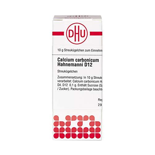 DHU Calcium carbonicum Hahnemanni D12 Streukügelchen, 10 g Globuli
