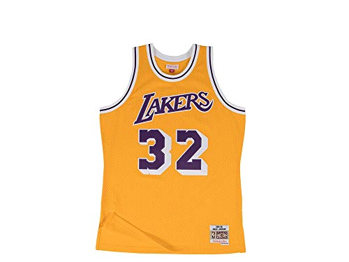 MitchellNess Los Angeles Lakers - Magic Johnson Swingman Jersey 2.0 1984-1985 (M)