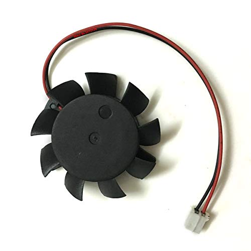 Miwaimao GPU Cooler Cooling Fan For ASUS R7240-2GD3-L R7 240 Graphics Card...