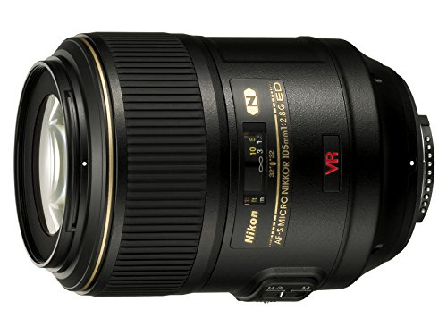 Nikon Obiettivo Nikkor AF-S VR II Micro-Nikkor 105 mm f/2.8G...