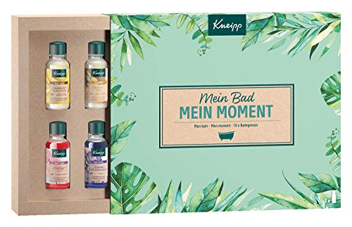 Kneipp Baden Geschenkpackung- Mein Bad, Mein Moment, 1er Pack x (10 x 20ml)